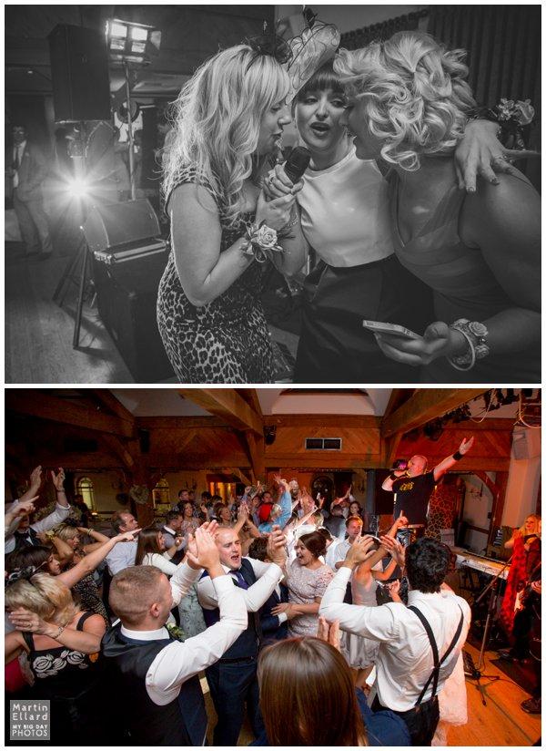 King Arthur Hotel wedding photography