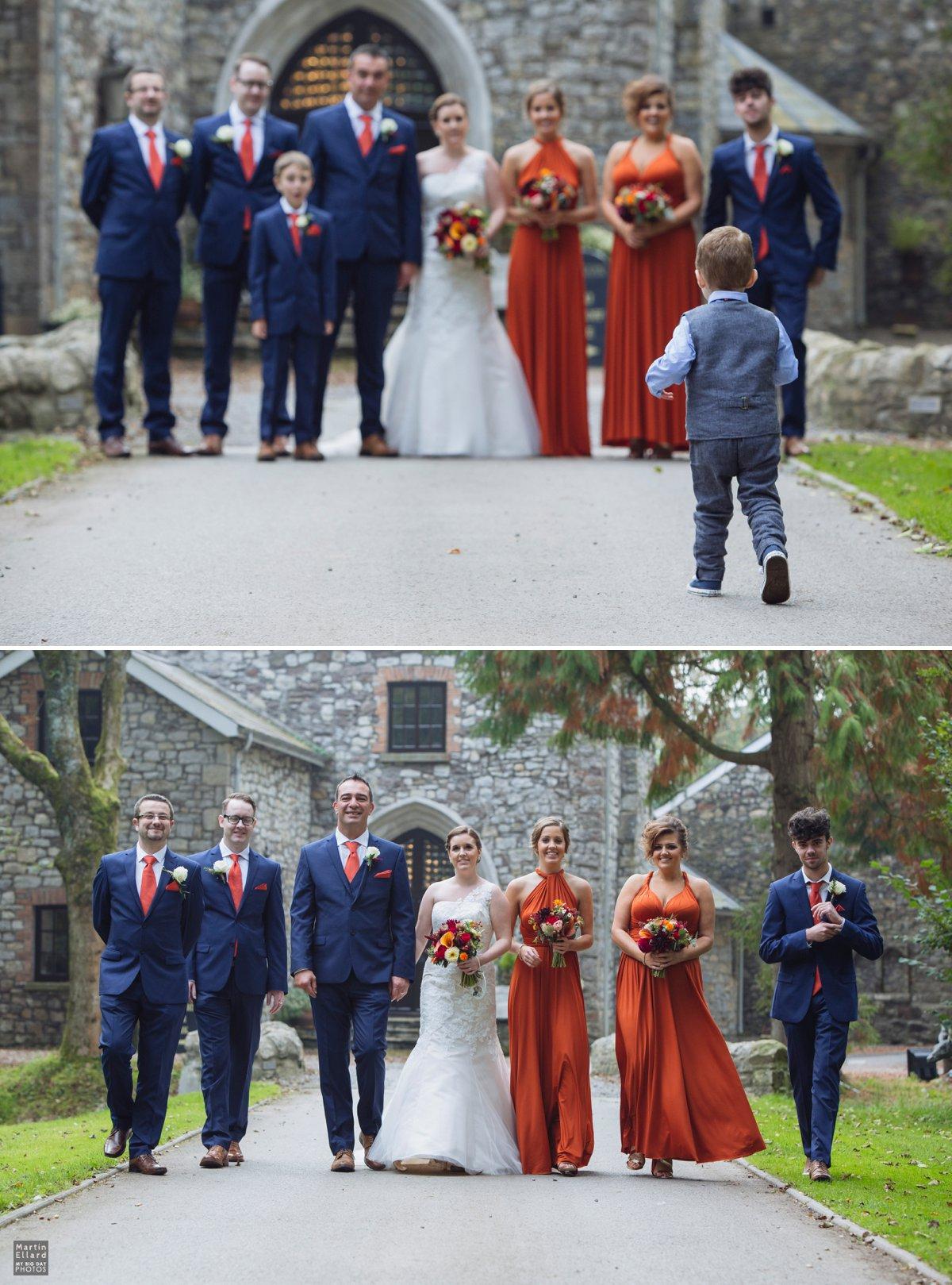 Pencoed House wedding
