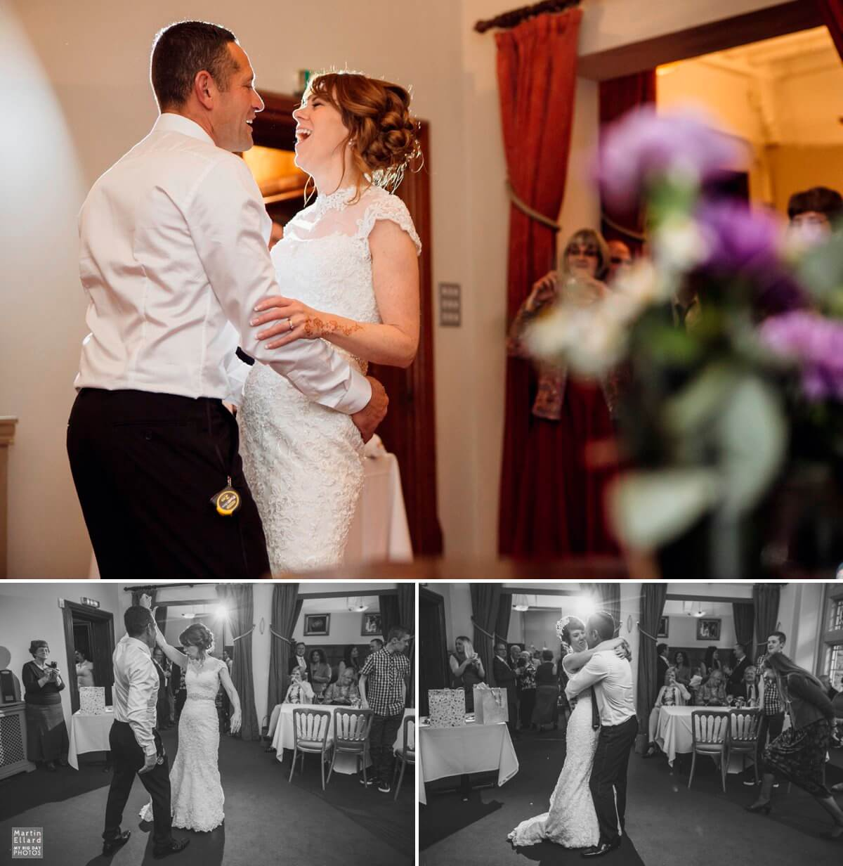 Cardiff wedding photography