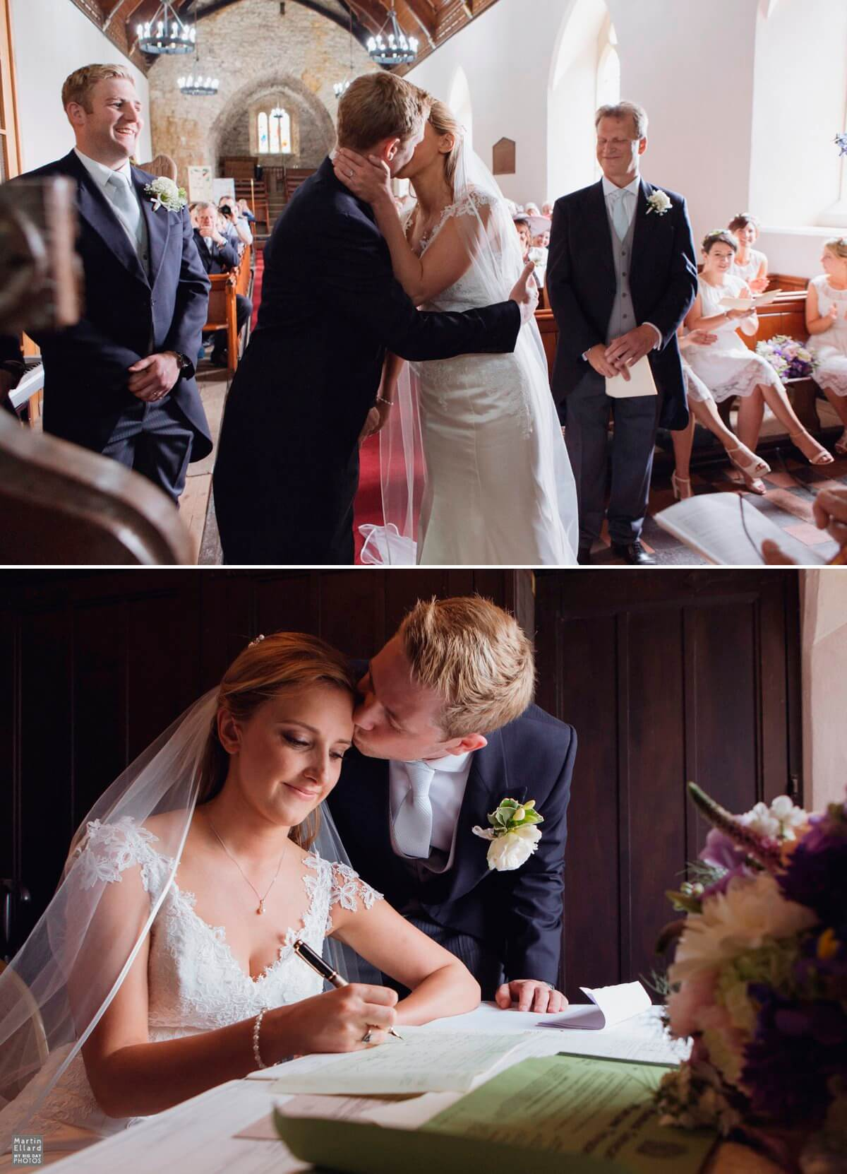 Penmaen House wedding