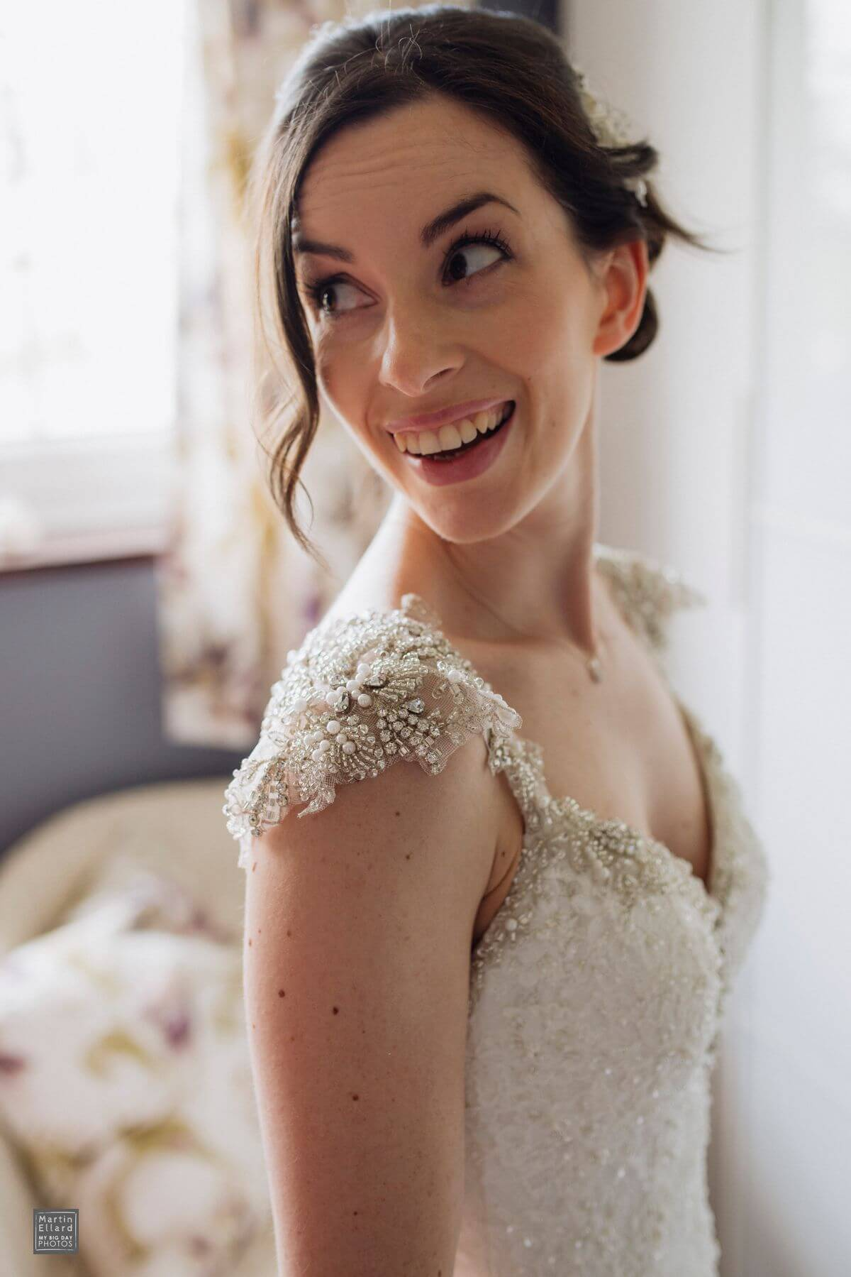 Maggie Sottero wedding dress King Arthur Hotel wedding