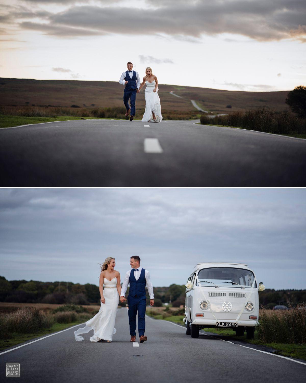 The King Arthur Hotel Swansea wedding photographer