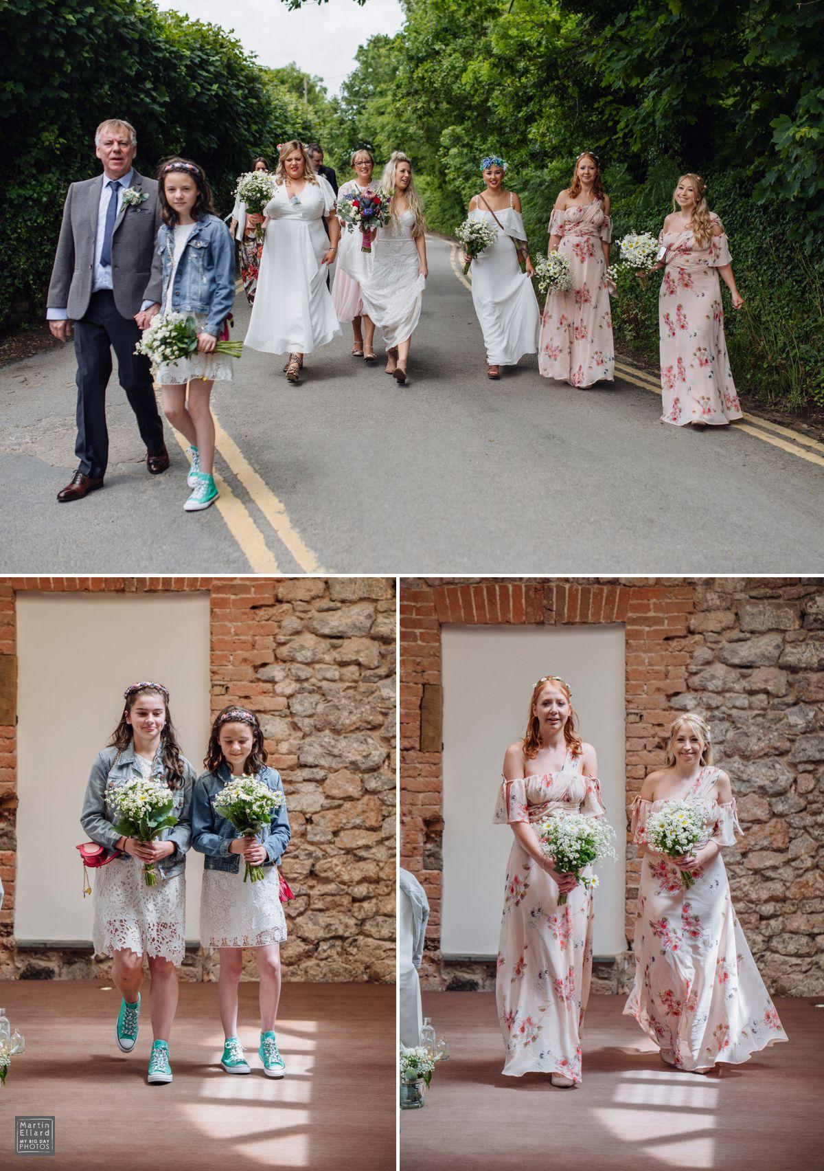 rocka and roll wedding